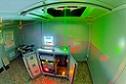 Raman LIDAR for remote sensing of atmospheric aerosols
